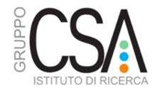 CSA Istituto di Ricerca logo